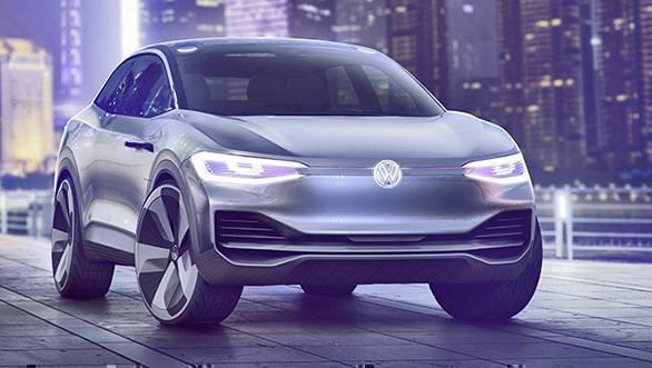 Volkswagen Showcar I.D. CROZZ