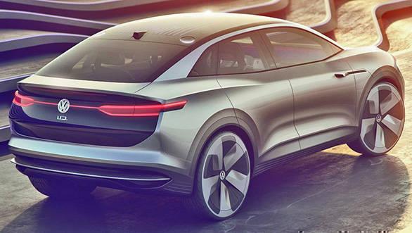 Volkswagen-ID_Crozz_Concept rear