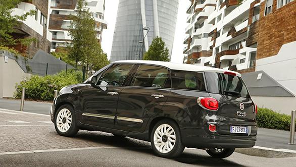 2017 Fiat 500L Wagon