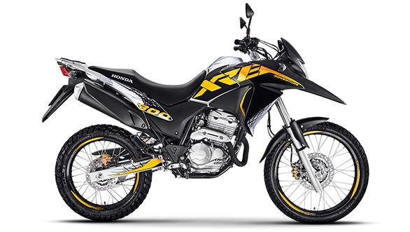 2017 Honda XRE 300 (4)