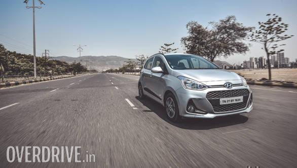 2017 Hyundai Grand i10 Petrol (46)