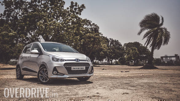 2017 Hyundai Grand i10 Petrol (48)