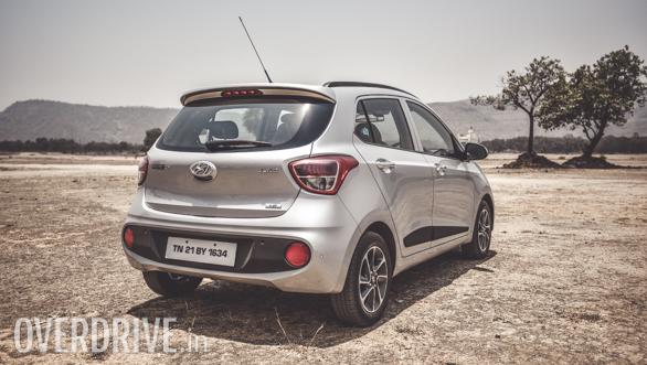 2017 Hyundai Grand i10 Petrol (8)