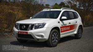 2017 Nissan Terrano facelift first drive review