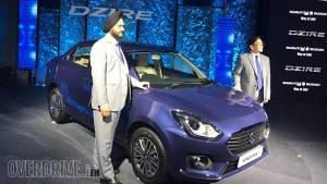 All-new 2017 Maruti Dzire launched in India at Rs 5.45 lakh