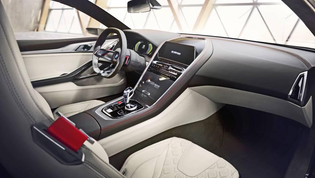 2018 BMW 8 Series Concept (3)