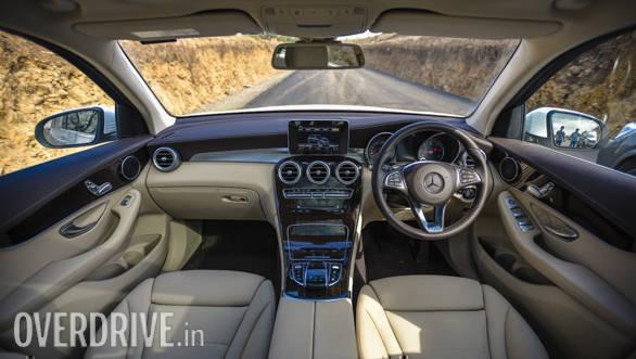 BMW X3 vs Mercedes GLC Comparo (111)