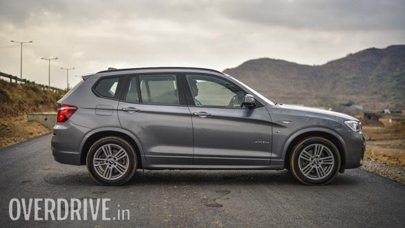 BMW X3 vs Mercedes GLC Comparo (18)