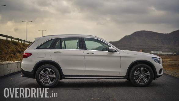 BMW X3 vs Mercedes GLC Comparo (43)