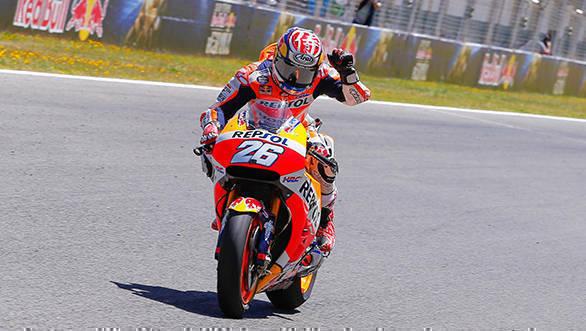 Dani Pedrosa MotoGP 2017 Spanish GP