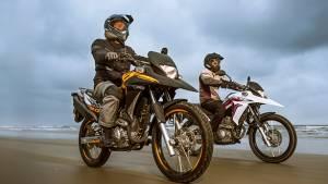 Image gallery: Honda XRE 300
