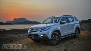2017 Isuzu MU-X 4X4 road test review