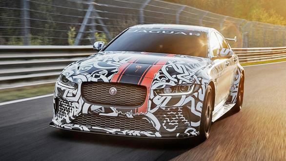 Jaguar XE SV Project 8 1