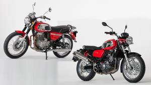2017 Jawa 350 OHC and 660 Vintage launched in Czech Republic