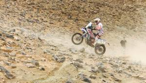 Merzouga Rally 2017: Joaquim Rodrigues finishes Stage 4 in 12th after penalty