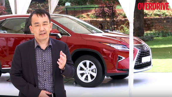 Lexus to focus on customer satisfaction, says Akitoshi Takemura, Senior VP, Lexus India