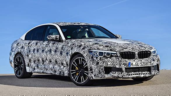 New-gen BMW M5 (3)