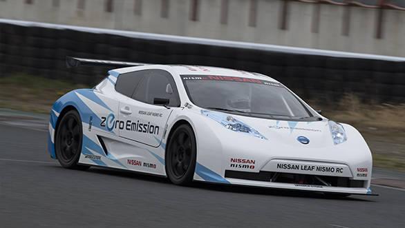 Nissan Intelligent Power_LEAF NISMO RC3-1