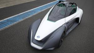 Experience: Nissan future mobility concepts