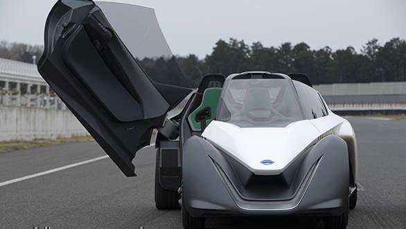 Nissan Intelligent Power_LEAF NISMO RC3-7