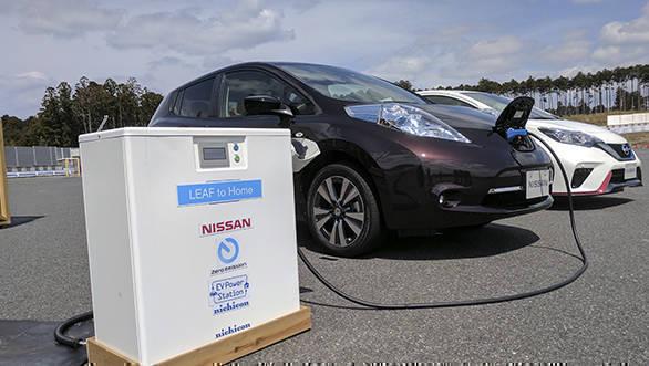 Nissan Intelligent Power_LEAF NISMO RC3-9