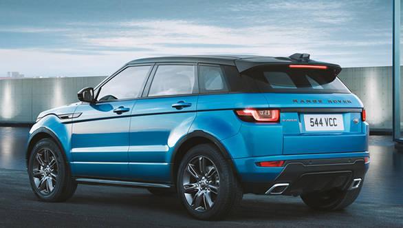 Range Rover Evoque Landmark Special Edition (2)