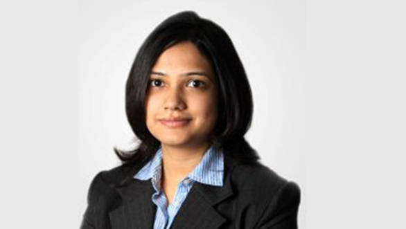 Sarika Goel, Ernst and Young