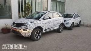 Spied: Production-ready Tata Nexon interior