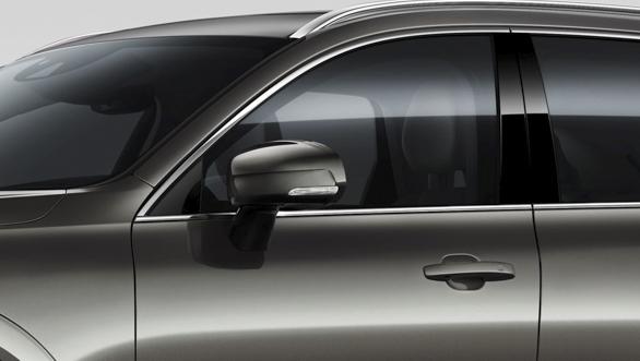 The new Volvo XC60 exterior