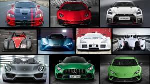 Top 10 cars that smashed the Nurburgring lap times