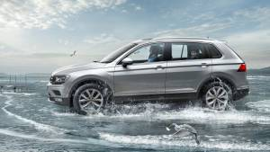 2017 Volkswagen Tiguan launched in India at Rs 27.68 lakh