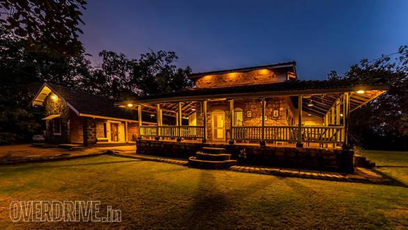 11- Ekant Solitude- the Ingle's charming little resort in Radhanagiri