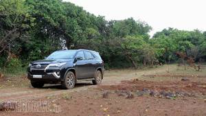Off-roading in the Western Ghats