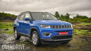 2017 Jeep Compass deliveries to start in India from August 6, 2017