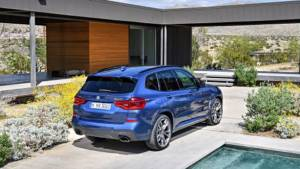 BMW begins local production of 2018 X3 before launch on April 19