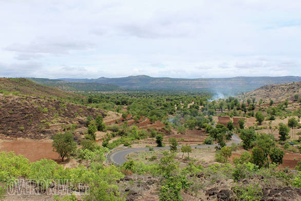 The entire hilly region is full of amazing vistas