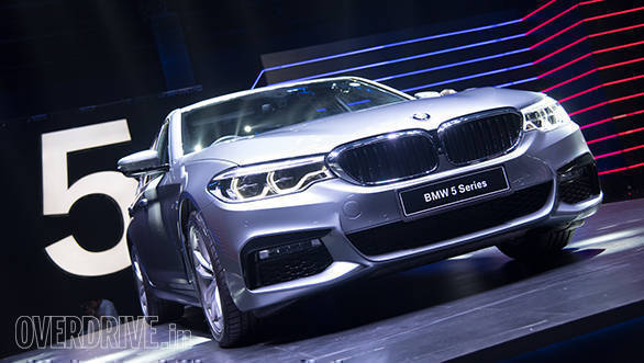 BMW 5 Series Launch-11