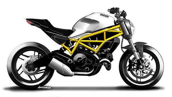 Ducati Monster 797 (28)
