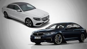 Spec comparison: 2017 BMW 5 Series vs 2017 Mercedes-Benz E-Class
