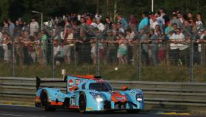 Le Mans 2017: Gulf-liveried Tockwith Motorsport LMP2 car finishes 12th overall