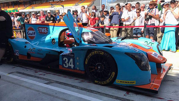 Gulf at Le Mans (1)