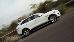 Jaguar F-Pace Prestige 20d road test review