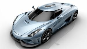 $1.9 million hypercar Koenigsegg Regera sold out!