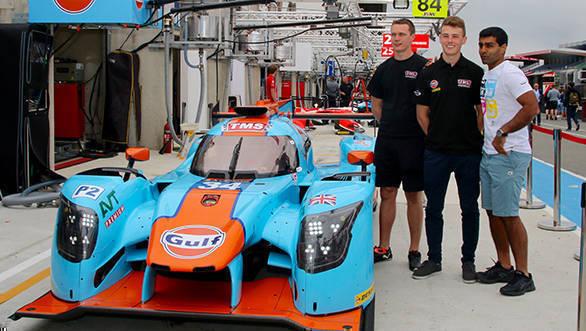 Le Mans Karun Chandok (2)