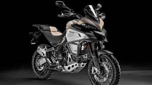 Ducati introduces the new Multistrada 1200 Enduro Pro