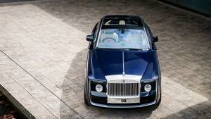 Image gallery: Rolls-Royce Sweptail