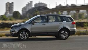 Tata Hexa MPV prices hiked, now starts from Rs 12.99 lakh