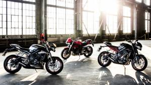 2017 Triumph Street Triple S to be assembled in India