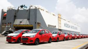 GM India starts exports of Beat sedan to Latin America