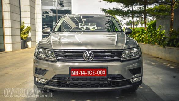 Volkswagen Tiguan details